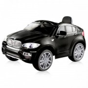 MASINUTA ELECTRICA BMW X6 BLACK CHIPOLINO