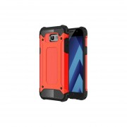 For Samsung Galaxy A7 (2017) / A720 Tough Armor Tpu + Pc Combination Case (red)