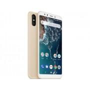 Xiaomi Smartphone Mi A2 (5.99'' - 4 GB - 64 GB - Dourado)
