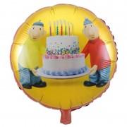 Buurman en Buurman Folie ballon Buurman & Buurman 45 cm
