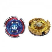 Alcoa Prime Fashion Masters BEYBLADE Metal Fusion 4D System Fight Master Set BB105+BB99