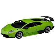 Bburago 1:24 Lamborghini Murcielago LP 670 4 SV, Yellow