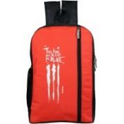 LeeRooy WT_BAG26RED-56 Waterproof Backpack(Red, 20 L)