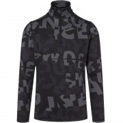 Bogner Fire + Ice Men First Layer PASCAL black print