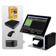 Pack caisse tactile prêt à porter Sango D2550 GMT