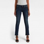 G-Star RAW Midge Saddle Straight Jeans