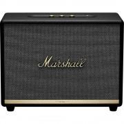 Marshall Woburn II - безжичен аудиофилски спийкър за мобилни устройства с Bluetooth и 3.5 mm изход (черен)