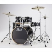 Pearl Export Lacquer EXL705/C, negro Smoke #248
