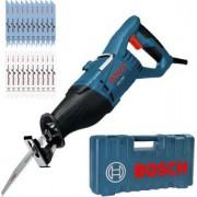 Bosch Professional GSA 1100 E + 20 PANZE Ferastrau sabie 1100 W 220V