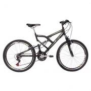 Bicicleta Mormaii Aro 26 Full Suspension Big Rider - Shimano - Unissex