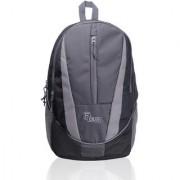 F Gear Flame V2 Rugged Base 29 Liters Black Grey Laptop Backpack Bag