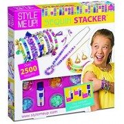 Wooky Entertainment Style Me Up! Sequin Stacker Kit
