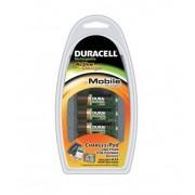 Duracell Mobile Charger Rechargeable Accu incl. 4 batterijen