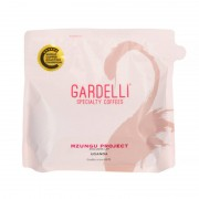 Gardelli speciality kávé - Uganda Mzungu Project Natural 250 gr