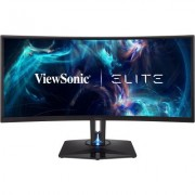 Viewsonic XG350R-C - 89 cm (35 inches), LED, Curved, VA Panel, AMD Freesync, 100 Hz