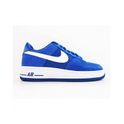 Nike Men's Air Force 1 Starbl and White Sneakers - 10 UK/India (45 EU)(11 US)