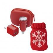 Set Traveler Self heating pad si Set incarcare voiaj