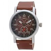 Timex Analog Brown Dial Mens Watch-TWEG16601