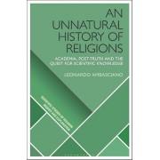 An Unnatural History of Religions par Ambasciano & Leonardo Masaryk University & Czech Republic