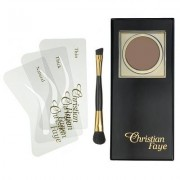 Christian Faye Eyebrow Make-up Kit Irid Brown