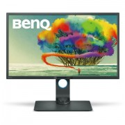 "Monitor Benq 32"", PD3200U, 3840x2160, Lift, Pivot, Zvučnici, crna, 24mj, (9H.LF9LA.TBE)"