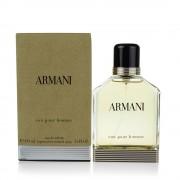GIORGIO ARMANI - Pour Homme EDT 100 ml férfi