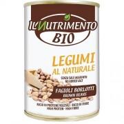 BIO + Il Nutrimento Fagioli Borlotti al Naturale 400 g