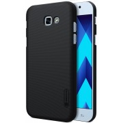 Nillkin Super Frosted Shield Backcover voor de Samsung Galaxy A5 (2017) - Black