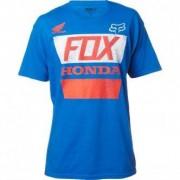 FOX Camiseta Fox Honda Distreed Basic Blue