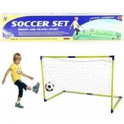 Arco De Futbol Football + Accesorios