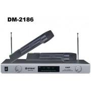 Set de microfoane wireless profesionale DM-2186