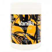 Kallos Cosmetics Vanilla Revitalisierende Haarmaske für trockenes Haar 1000 ml für Frauen