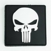 Tacticalstore PVC Patch Punisher - Large