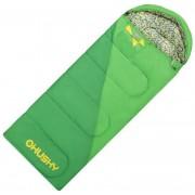 dormit sac Husky copii Milen -5°C verde