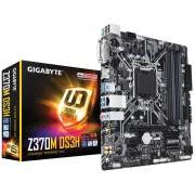 Gigabyte Z370M-DS3H LGA 1151 (Presa H4) Intel® Z370 Express Mini ATX