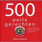 Spiru 500 Pasta Gerechten