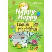 Happy hoppy- english for children + audio cd