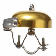 Futaba Classic Retro Bicycle Bell - Gold