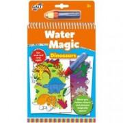 Galt Water Magic Carte de colorat Dinozauri