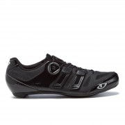 Giro Sentrie Techlace Road Cycling Shoes - Black - EU 42/UK 8 - Black
