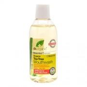 Dr. Organic - Munskölj Tea Tree (500 ml)
