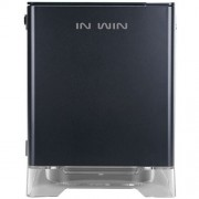 CASE, In Win A1, Mini ITX Tower, Black /no PSU/ (INWIN_A1_BLACK)