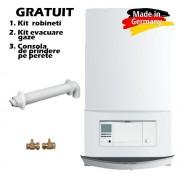 Centrala in condensatie VAILLANT ecoTEC plus VU INT II 356/5-5, 37,1kW - Incalzire