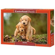 Castorland Puppy Love 500 Piece B-52271 Puzzle