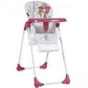 Детско столче за хранене Lorelli Oliver, Pink Girl, Розово, 0740243