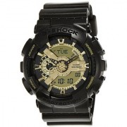 G-Shock Analog-Digital Black Dial Mens Watch - Ga-110Br-5Adr (G459)