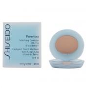 Shiseido Pureness Matifiying Compact Oil Free Foundation 30 Natural Ivory 11g