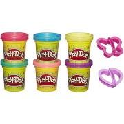 Play-Doh Csillogó készlet 6db