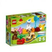Lego 10838 DUPLO Familjens husdjur