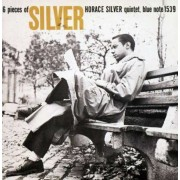 Horace Silver - Six Pieces of Silver (0724352564828) (1 CD)